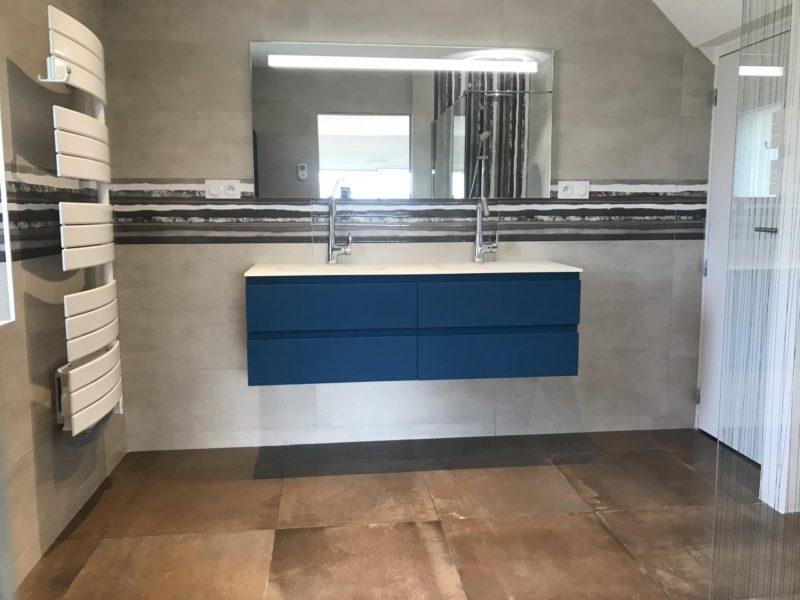 Salle de bain plomberie